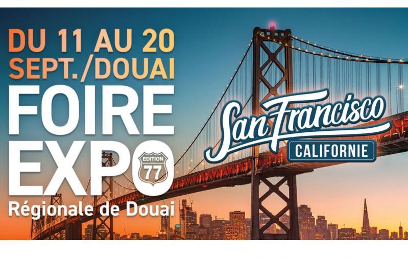 Foire Exposition à Douai (59500) du 11/09/2021 au 20/09/2021