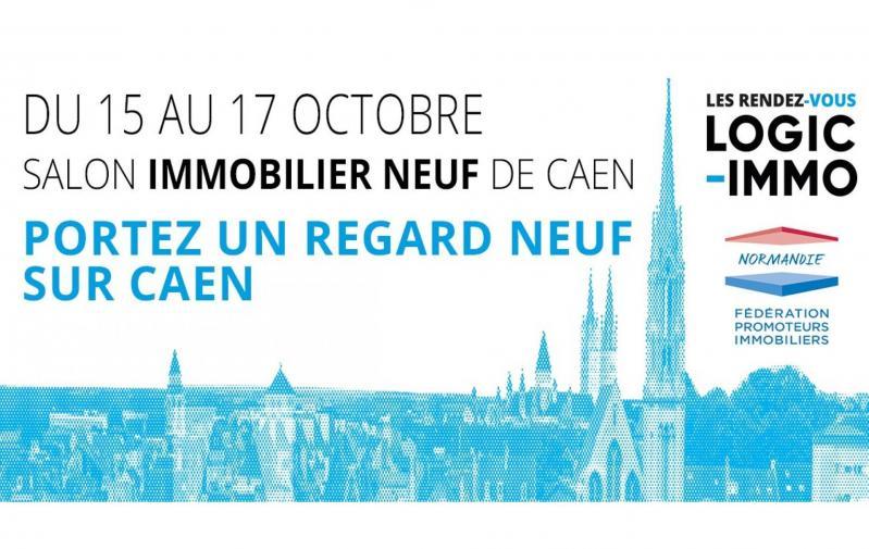 Salon De L'immobilier à Caen (14000) du 15/10/2021 au 17/10/2021