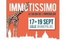 Salon Immotissimo à Lille (59000) du 17/09/2021 au 19/09/2021