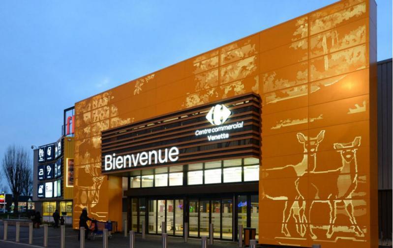Galerie Commerciale à Venette (60200) du 02/11/2021 au 06/11/2021