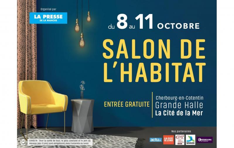Salon De L'habitat à Cherbourg-octeville (50100) du 08/10/2021 au 11/10/2021
