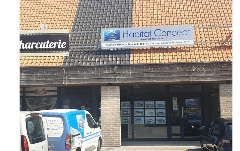 Constructeur maisons Habitat Concept SAINT OMER