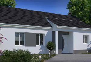 Plan maison 3 chambres HC 08