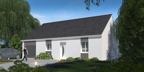 Construction d'une maison Amiens (80000) 189 716 €