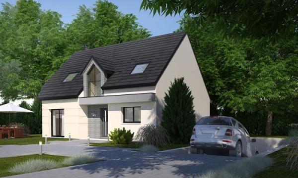 Construction d'une maison Andé (27430) 214 500 €