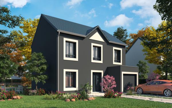 Construction d'une maison Argenteuil (95100) 423 000 €