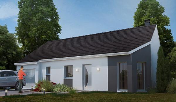 Construction d'une maison Barentin (76360) 211 730 €