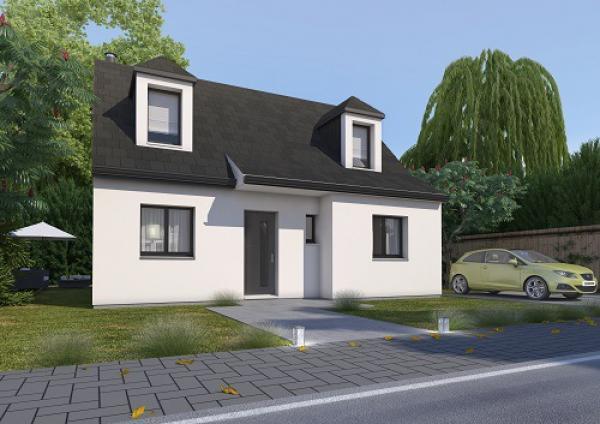 Construction d'une maison Barentin (76360) 217 742 €