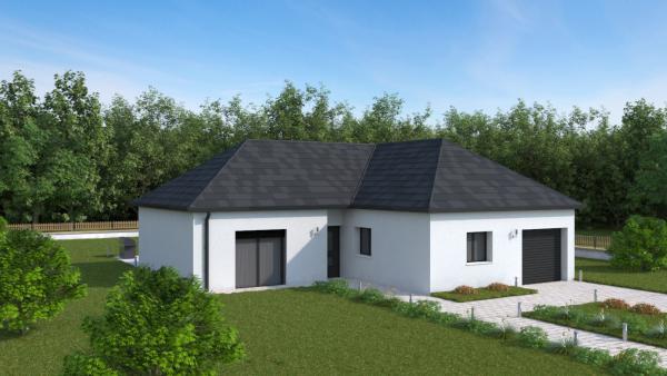 Construction d'une maison Barneville-sur-Seine (27310) 195 000 €