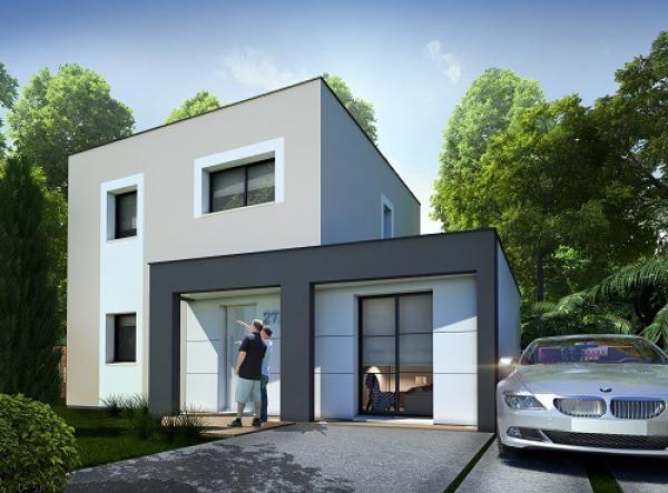 Construction d'une maison Berchères-Saint-Germain (28300) 219 966 €