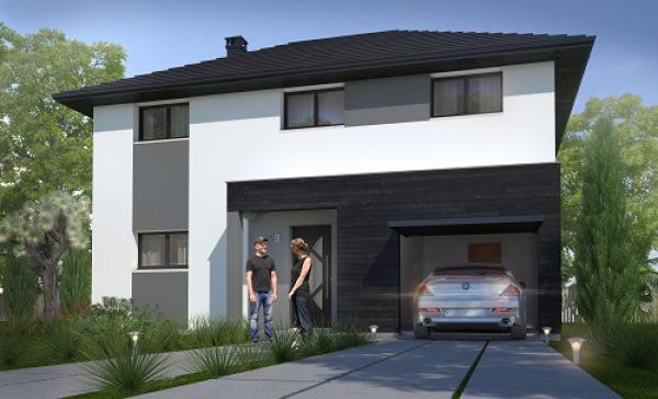 Construction d'une maison Blainville-sur-Mer (50560) 193 600 €