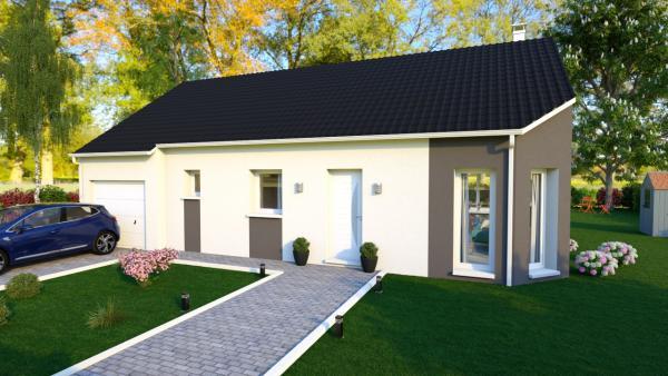 Construction d'une maison Boëseghem (59189) 162 690 €