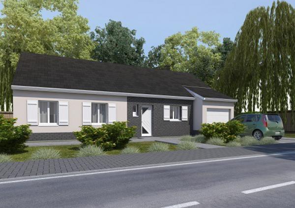Construction d'une maison Boiry-Becquerelle (62128) 189 000 €