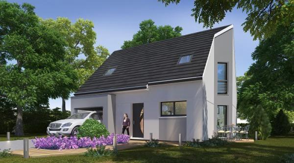 Construction d'une maison Boiry-Becquerelle (62128) 193 000 €