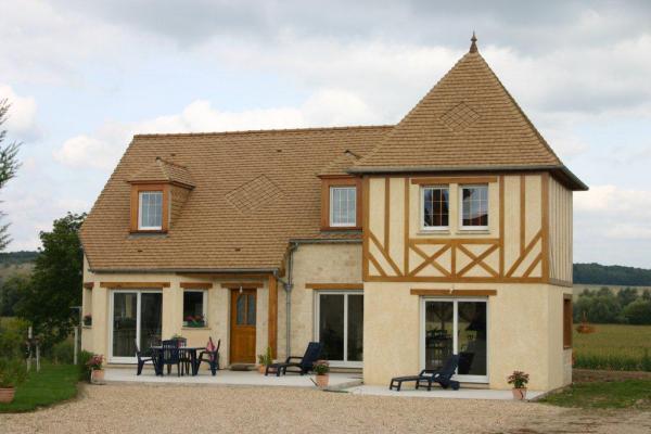 Construction d'une maison Bonneville-la-Louvet (14130) 328 000 €