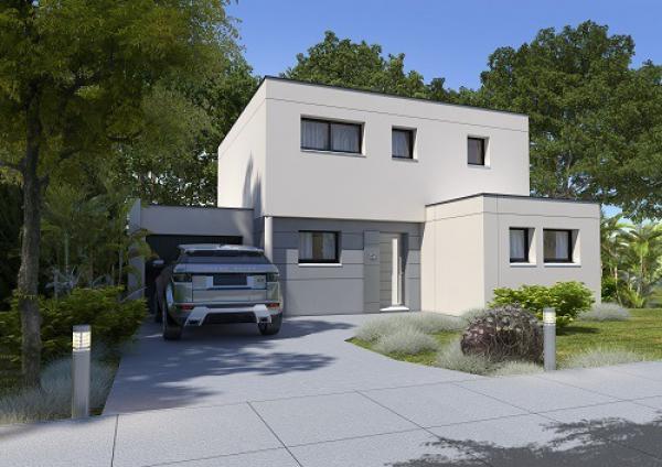 Construction d'une maison Bosc-Guérard-Saint-Adrien (76710) 295 000 €