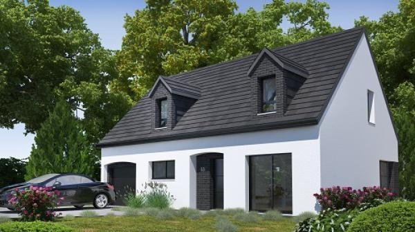 Construction d'une maison Bosc-le-Hard (76850) 221 057 €