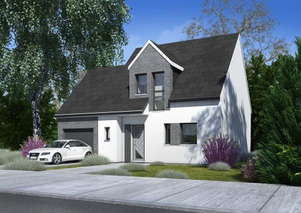Construction d'une maison Bourg-Achard (27310) 189 500 €