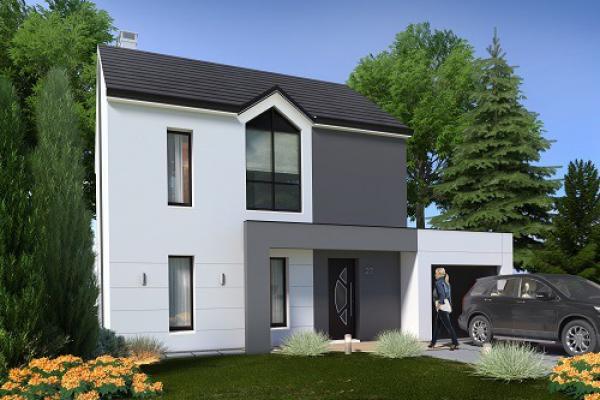 Construction d'une maison Brionne (27800) 188 800 €