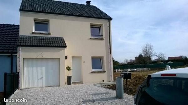 Construction d'une maison Cambrai (59400) 146 800 €
