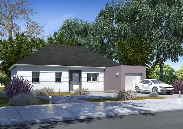 Construction d'une maison Campigneulles-les-Grandes (62170) 214 800 €