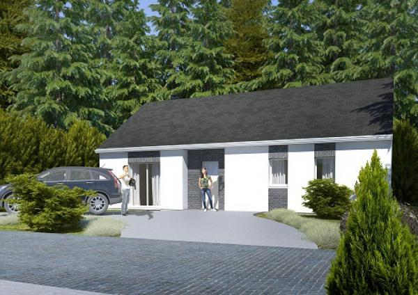 Construction d'une maison Caudry (59540) 176 000 €