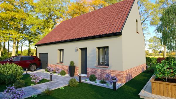 Construction d'une maison Douai (59500) 170 000 €