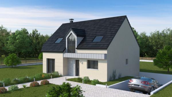 Construction d'une maison Douvrin (62138) 186 125 €