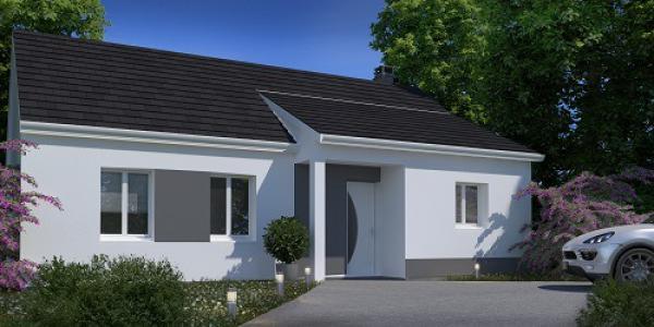 Construction d'une maison Dreux (28100) 163 515 €