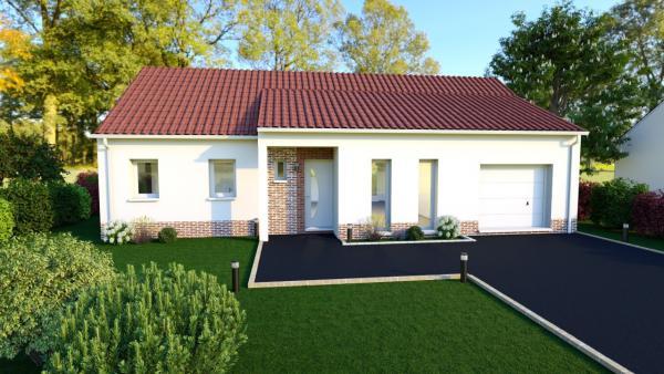 Construction d'une maison Ecques (62129) 171 000 €