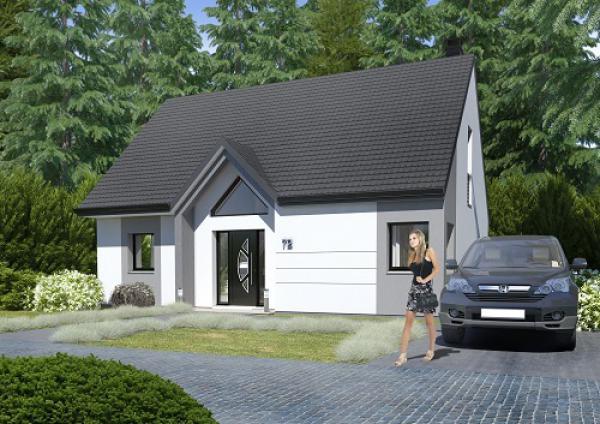 Construction d'une maison Élincourt (59127) 157 270 €