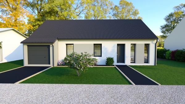 Construction d'une maison Enquin-les-Mines (62145) 159 900 €