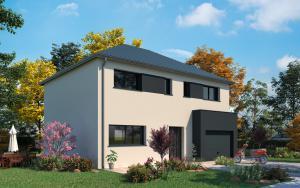 Construction de maison à Votre maison à Épernon (28230) pour 308 045 €