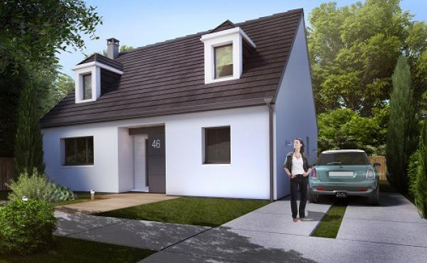Votre maison à Épône (78680) pour 361 922 €