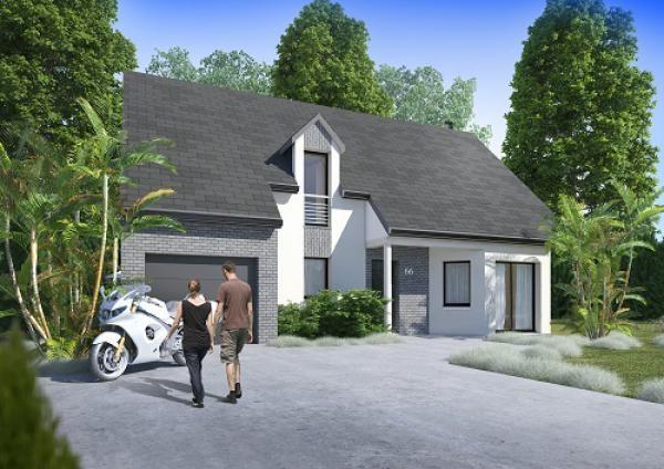 Construction d'une maison Eraines (14700) 186 500 €
