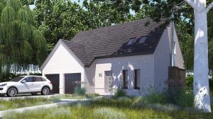 Construction de maison à Votre maison à Esches (60110) pour 290 000 €