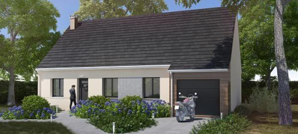 Construction d'une maison Esteville (76690) 171 300 €