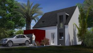 Construction de maison à Esteville