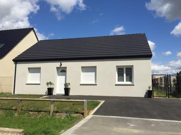 Construction d'une maison Estourmel (59400) 141 982 €