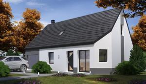 Construction de maison à Votre maison à Estrées-Saint-Denis (60190) pour 235 000 €