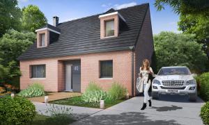 Construction de maison à Flesselles