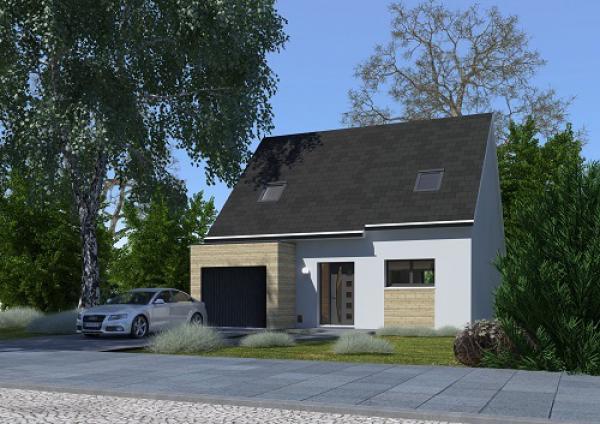 Construction d'une maison Friville-Escarbotin (80130) 165 038 €