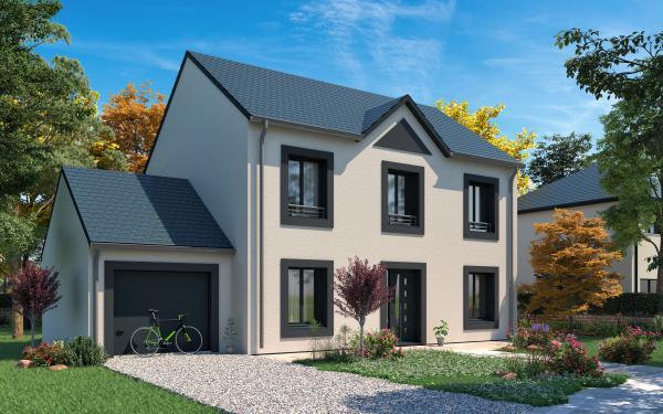 Votre maison à Gargenville (78440) pour 345 000 €