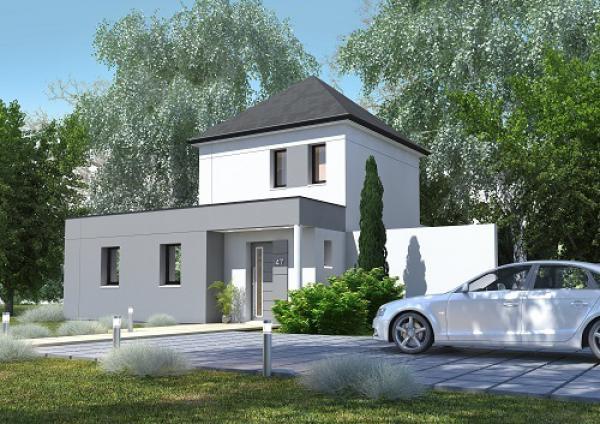 Construction d'une maison Givenchy-en-Gohelle (62580) 258 150 €
