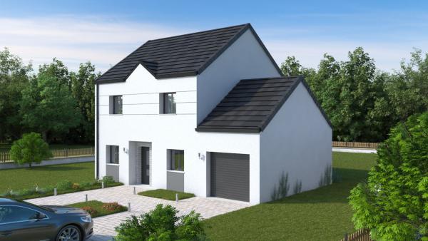 Construction d'une maison Hardricourt (78250) 288 000 €