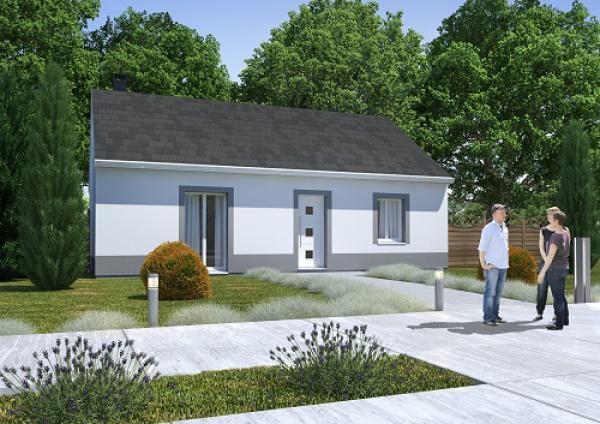 Construction d'une maison Hersin-Coupigny (62530) 154 000 €
