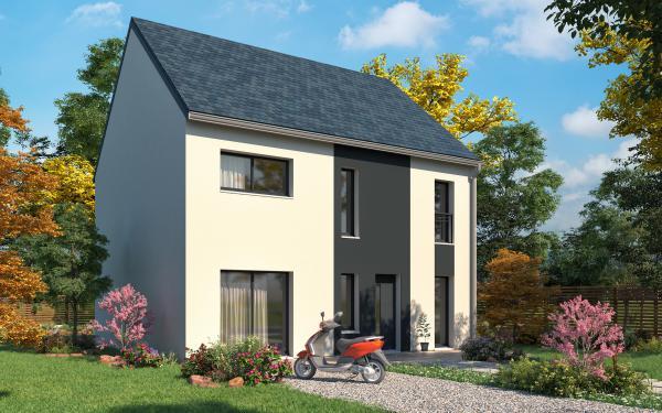 Construction d'une maison Igoville (27460) 240 600 €