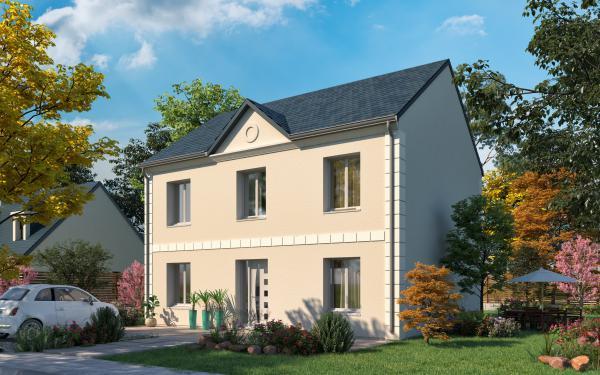Construction d'une maison Jouy-le-Moutier (95280) 319 800 €