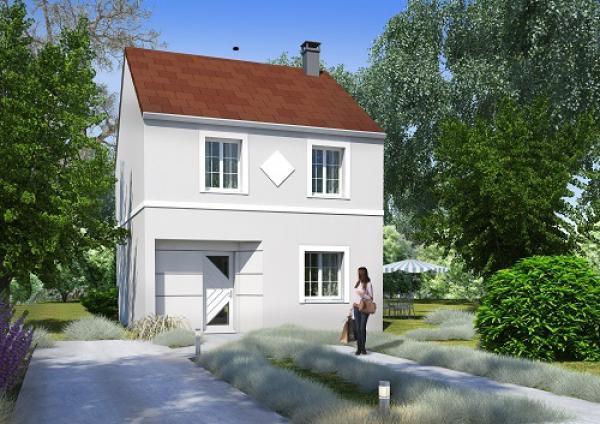 Construction d'une maison Juziers (78820) 268 800 €