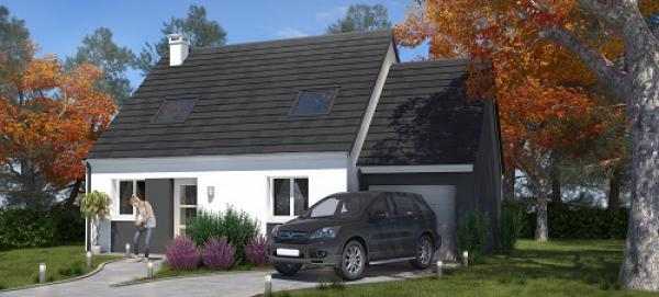 Construction d'une maison La Mailleraye-sur-Seine (76940) 150 000 €